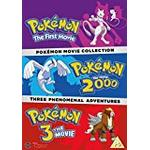 Pokemon Movie 1-3 Collection [DVD]